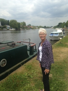Wendy by Thames